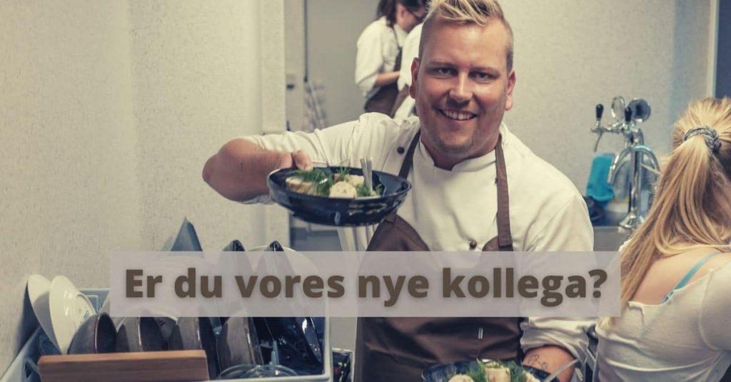 Ledige job hos Oluf Bagers Gård i Odense