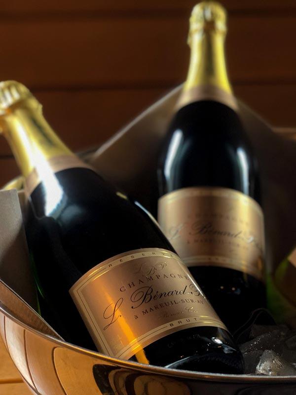 Kom og smag Benard-Pitois 1. Cru Brut til champagnebrunch i Odense