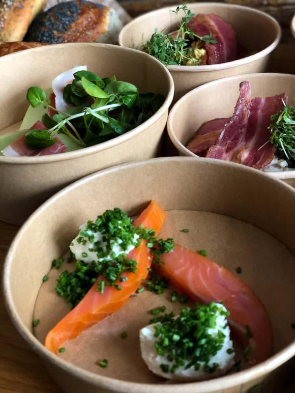 Lækker brunch som takeaway i Odense