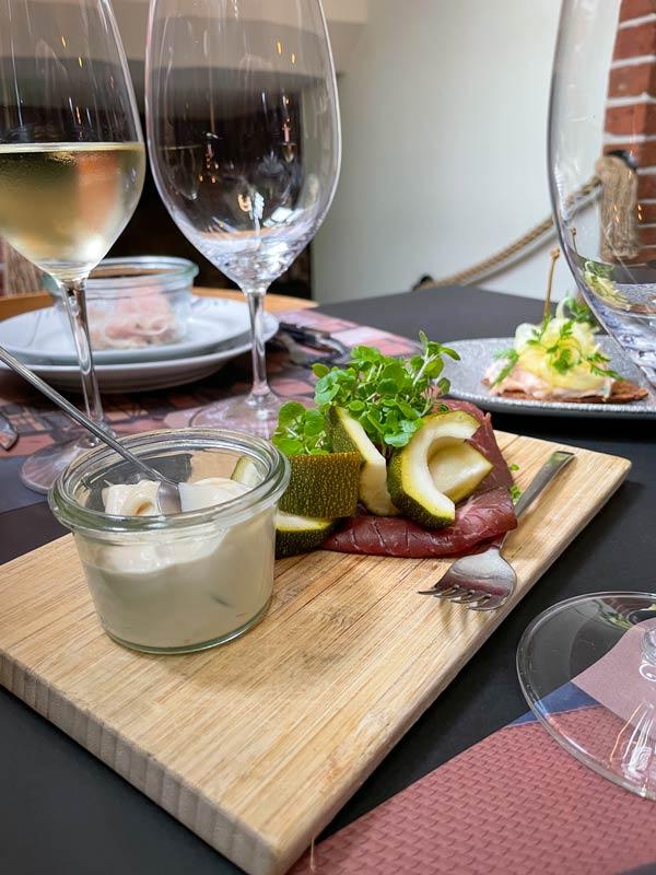 Charcuterie - 9-retters menu i Odense